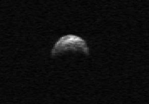 NASA получило новые снимки астероида, сближающегося с Землей