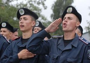 Могилев надеется, что в Украине появится свой фильм о милиции