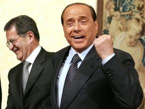 Берлускони считает, что в итальянском парламенте заседает около 500 лишних депутатов