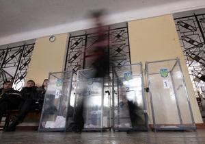 Экзит-полл в Житомире: на пост мэра претендуют четверо человек