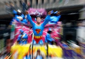 На Аляске задержали  Супермена  с героином - новости США - странные новости