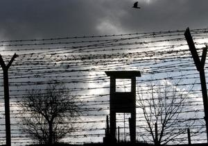 В Хмельницкой области часовой ранил пытавшегося сбежать заключенного