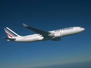 Air France приступила к замене датчиков скорости на аэробусах A-330 и A-340