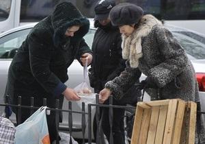 Инфляция в Украине в марте несущественно ускорилась, показывая годовое замедление