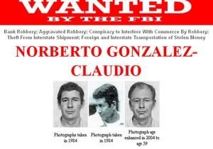 ФБР арестовало пуэрториканца, совершившего крупное ограбление 28 лет назад