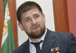 Кадыров уволил правительство Чечни