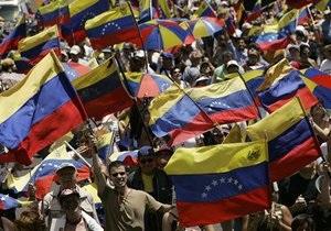 Оппозиция Венесуэлы  создала единый список кандидатов на парламентских выборах