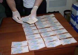В Днепропетровске попался на взятке заместитель начальника райотдела милиции