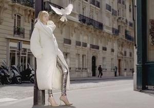 Ролик в поддержку коллекции Maison Martin Margiela для H&M