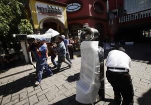 В Мексике совершено вооруженное нападение на казино, есть жертвы