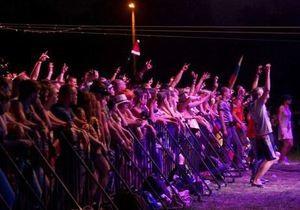 Крупнейший в Украине рок-фестиваль переезжает из-за убытков