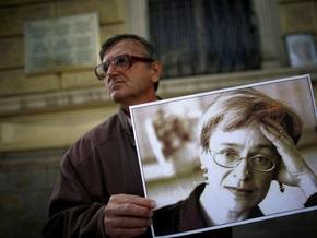 Гособвинение потеряло видеозапись с предполагаемым убийцей Политковской