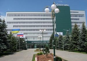 Богдан отчитался о существенном росте производства легковых авто