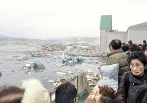 Японцев, пострадавших от мартовского цунами, заселяют в новые дома