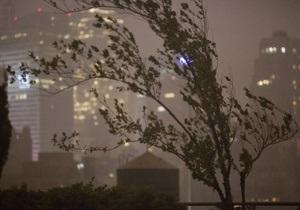 Ураган Айрин достиг побережья штата Нью-Джерси