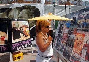 НГ: Предвыборная кампания в Украине как продолжение Евро-2012