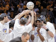 NBA: Лейкерс в большом финале