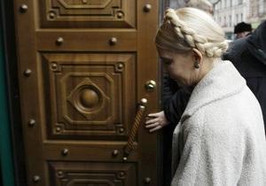 Следователи, которые вели дела Тимошенко и Луценко, пошли на повышение