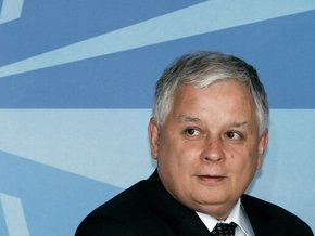 Качиньский: Польша никогда не сойдет с пути поддержки Украины в НАТО
