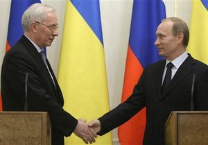 Путин: Россию по-прежнему интересует украинская ГТС