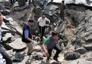 Теракт в Дамаске: Число жертв растет, ранения получили 170 человек