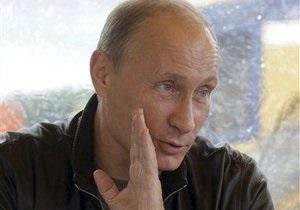 Путин: Ходорковский несет заслуженное наказание