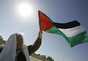 Израиль пригрозил санкциями в случае признания Палестины государством