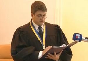 Суд признал, что в материалах дела Тимошенко были документы с несуществующими датами
