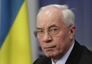 Азаров вновь заявил, что в Украине нет политических репрессий