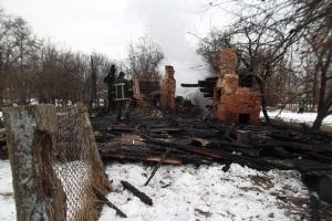 Новости Ровенской области - Пожар - В Ровенской области за последние три дня произошло девять пожаров, три человека погибли
