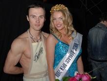 ТМ «Бонжур» присудила победу в фирменной номинации конкурса «Мисс Донбасс-2008» крымчанке Татьяне Петровой