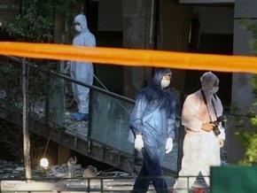 В Афинах прогремели три взрыва