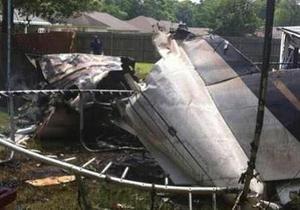 Крушение самолета в США: подробности инцидента