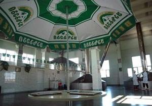 На пивоваренном заводе в Грузии разлилось 900 тонн пива