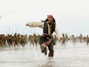 Walt Disney назвала дату начала съемок Пиратов Карибского моря-4