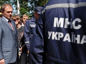 В Украине стабильно уменьшается количество чрезвычайных ситуаций