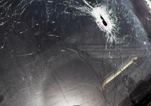 Милиция раскрыла новые подробности вчерашней стрельбы в Харькове
