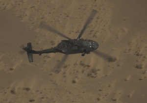 В Турции разбился военный вертолет: погибли пять человек