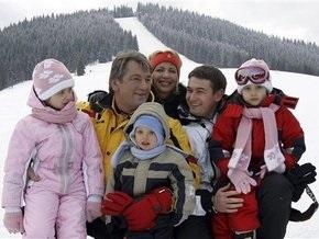 Ющенко отметил 55-летие  как убежденный носитель демократических ценностей