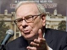 Баффет вложит деньги в Goldman Sachs