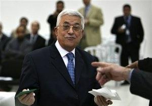 ХАМАС обвиняет Махмуда Аббаса в нарушении перемирия