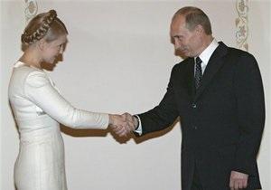 WikiLeaks: Путин работал с Тимошенко, потому что ее было легче всего купить