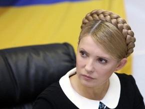 Тимошенко сравнила Ющенко с террористом, вкладывающим бомбы в игрушки