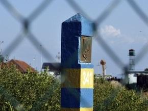На украино-российской границе задержан мужчина с 18-ю пистолетами