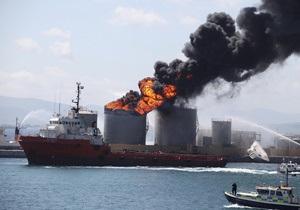 В порту Гибралтара произошел взрыв рядом с круизным лайнером: есть пострадавшие