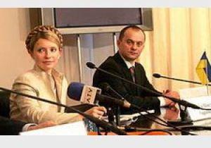 Кличко взял к себе в список бывшего пресс-секретаря Тимошенко