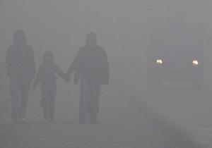 Украинских водителей предупреждают о сильном тумане в ближайшие дни