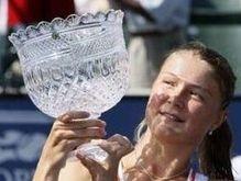 WTA: Россиянка выиграла турнир в Лос-Анджелесе