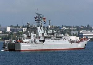 Украинский корабль успешно доставил на Мальту эвакуированных из Ливии иностранцев
