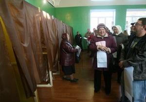В воскресенье в Украине пройдут перевыборы в 797 местных советов